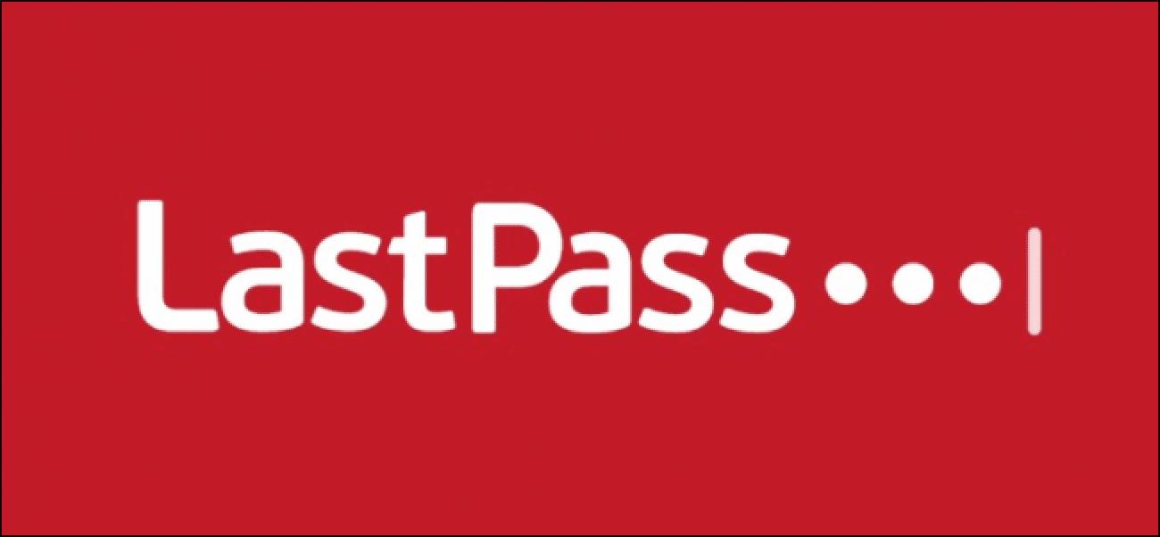 lastpass نرم افزار مدیریت پسورد