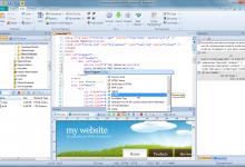 ویرایشگر html