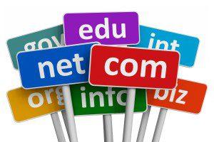 پسوند های رایج TLD چیست