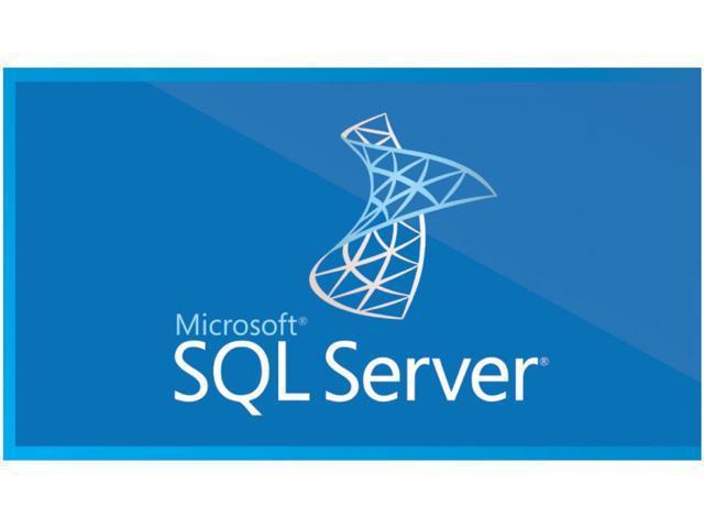 نرم افزار sql server