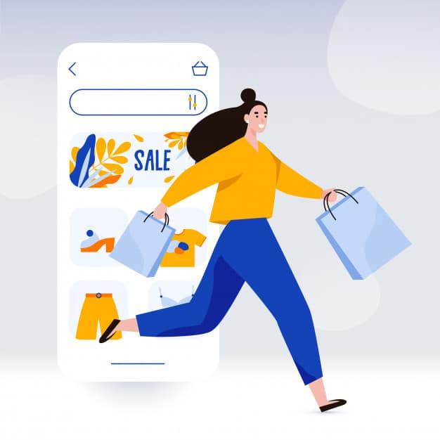 1 – موفقیت تجارت آنلاین و شناخت کامل مشتریان
