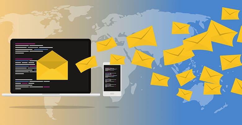 سرویس دهنده SMTP