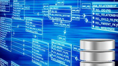 مدل سازی و رسم دیاگرام در SQL