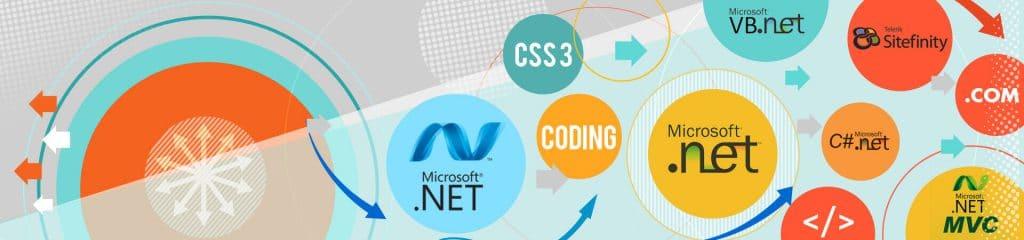 بررسی دو زبان برنامه نویسی C# و VB تحت چارچوب دات نت