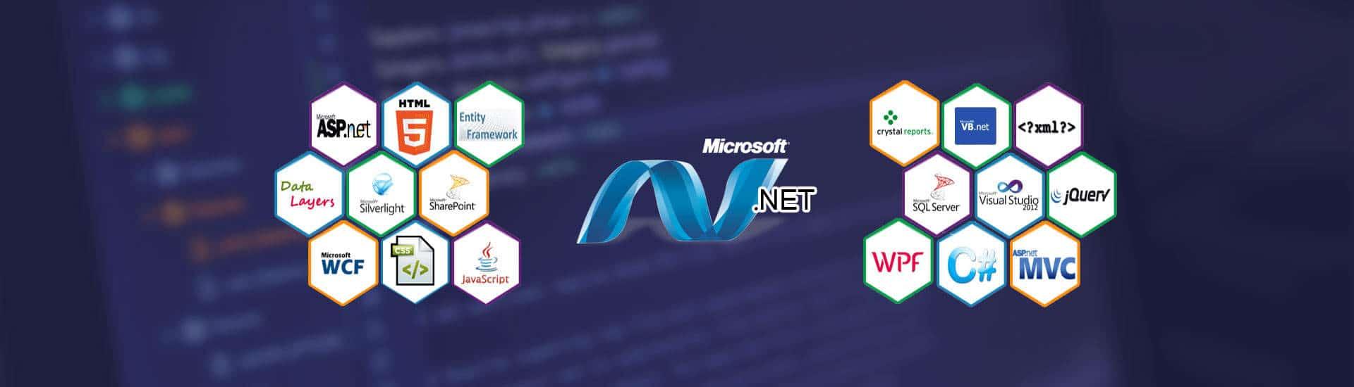 زبان های سازگار با چارچوب NET.