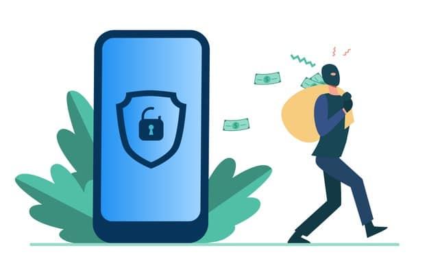 port scanning شبیه به دزدی است که به دنبال درب های باز یک خانه می گردد