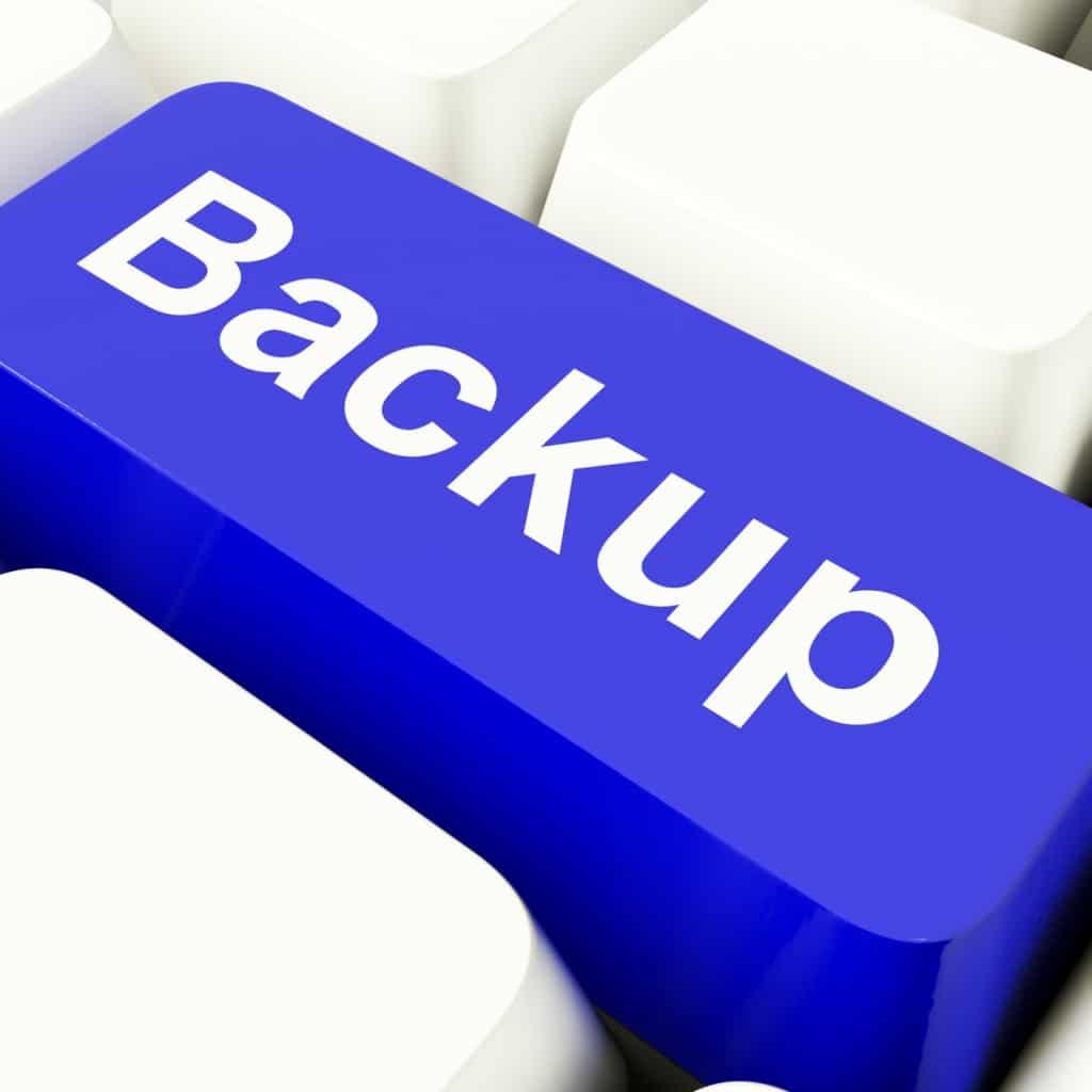 بالا بردن امنیت وردپرس با بکاپ مداوم از وبسایت
