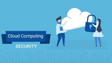 راه حل های امنیت محاسبه ابری