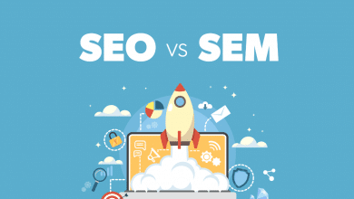 تفاوت SEO یا SEM چیست | کاربرد بازاریابی موتورهای جستجو (SEM) و SEO