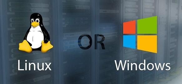 تفاوت هاست لینوکس و ویندوز در کنترل پنلها