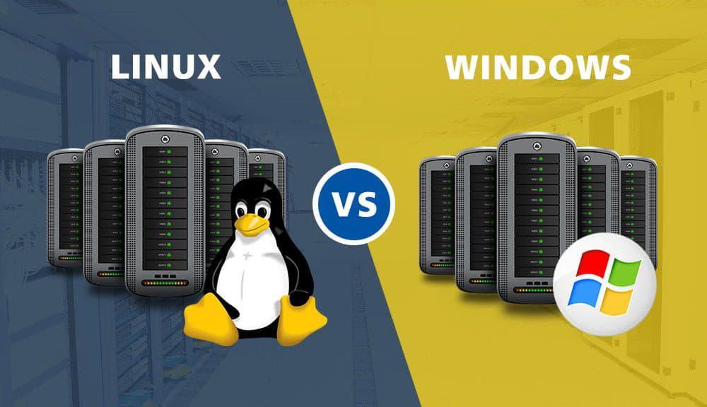 هاست ویندوز یا لینوکس
