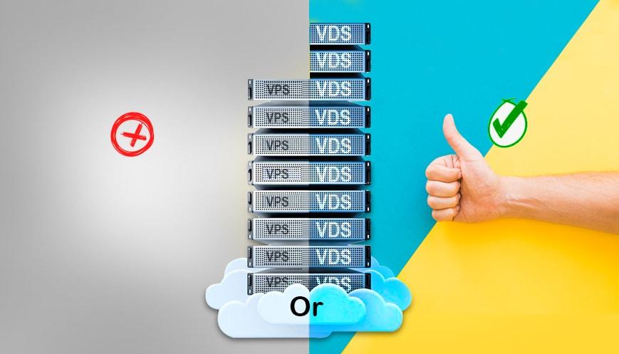 VDS و VPS