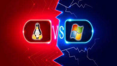 مقایسه هاست ویندوز و هاست لینوکس