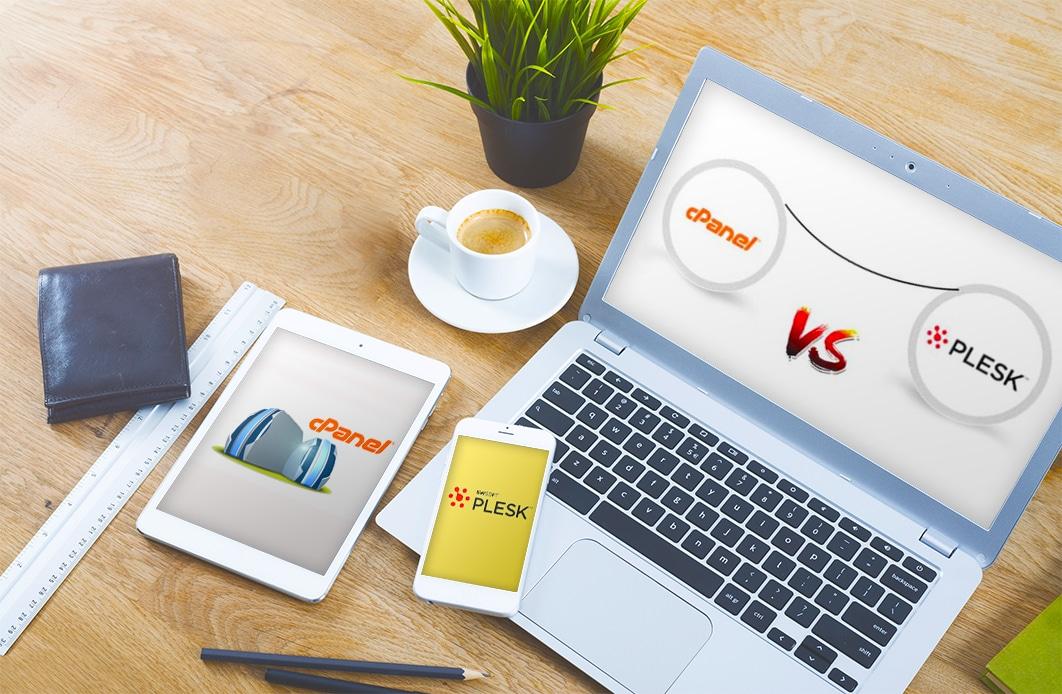 CPanel یا Plesk دو کنترل پنل رایج linux hosting