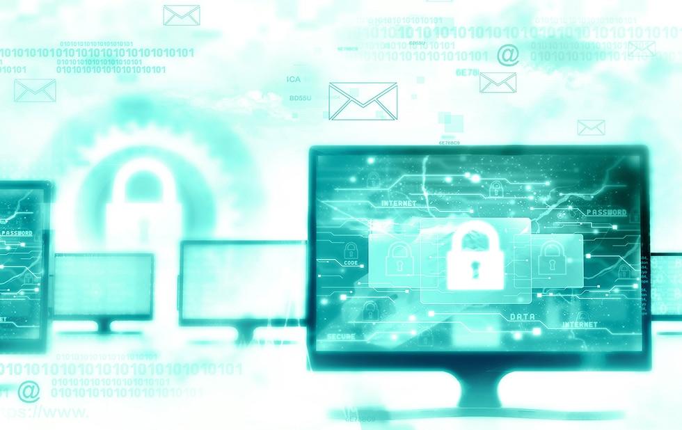محل قرار گیری اطلاعات و امنیت آنها