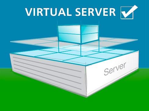 مزایای سرور مجازی