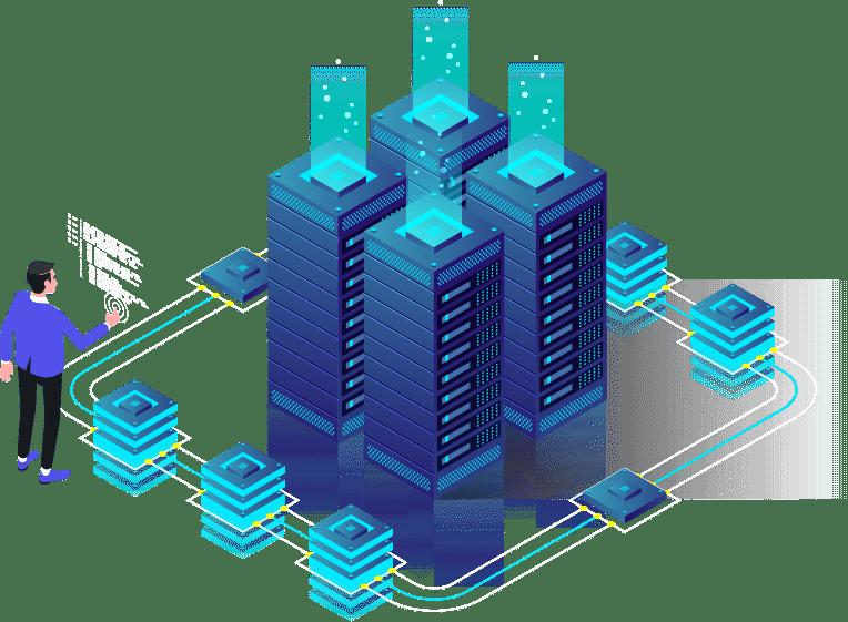 کاربرد سرور مجازی چیست ؟