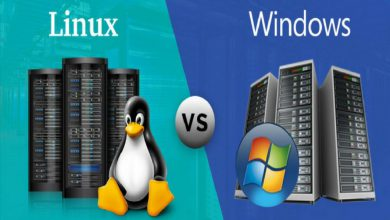 تفاوتهای هاست ویندوز نسبت به هاست لینوکس