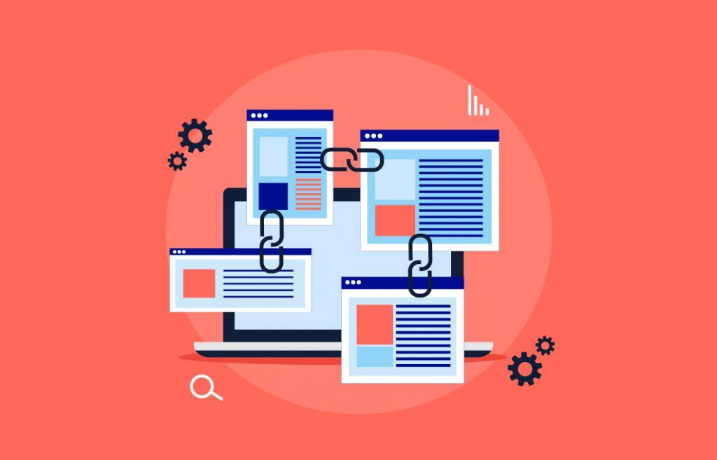 روش های ایجاد بک لینک در سایت