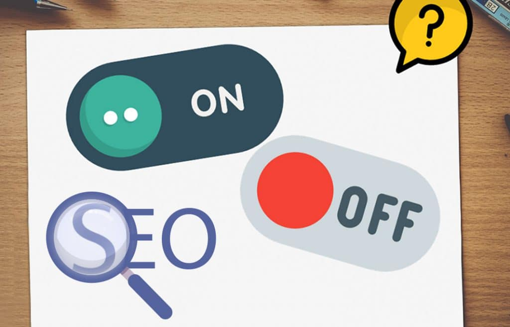 تفاوت On-page SEO و Off-page SEO