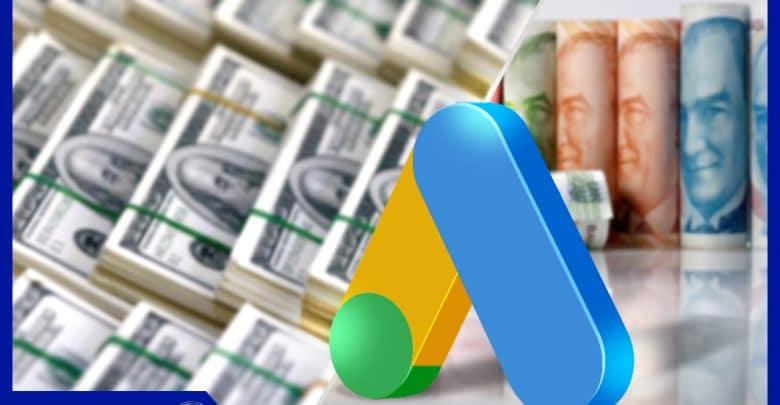 هزینه تبلیغات در گوگل