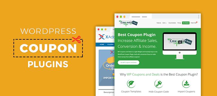 طراحی سایت وردپرس - coupon