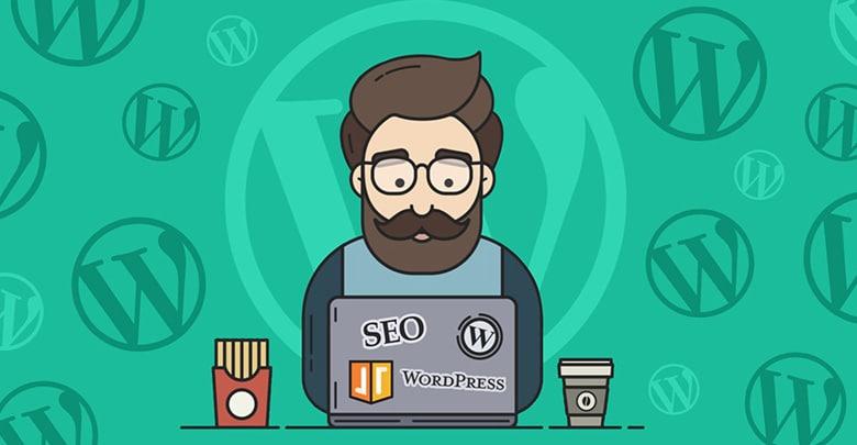 طراحی سایت وردپرس – هیات استخدام