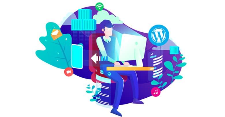 طراحی سایت با وردپرس – وبسایتهای پورتفولیو
