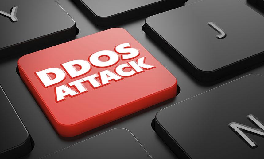 مقابله با حملات DDOS