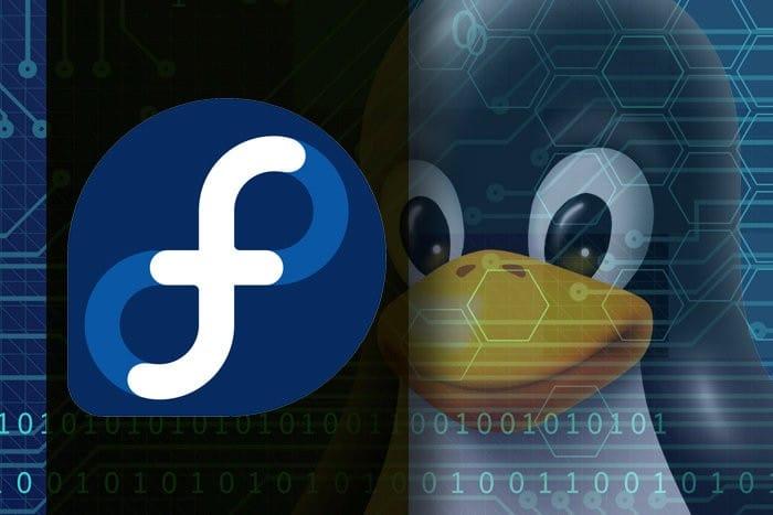 توزیع لینوکس فدورا