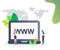 ثبت دامنه برای راه اندازی فروشگاه اینترنتی