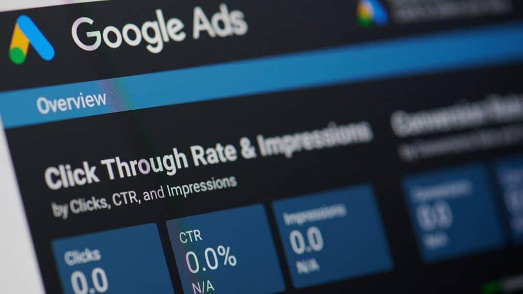 تغییر استراتژی کمپین در google ads