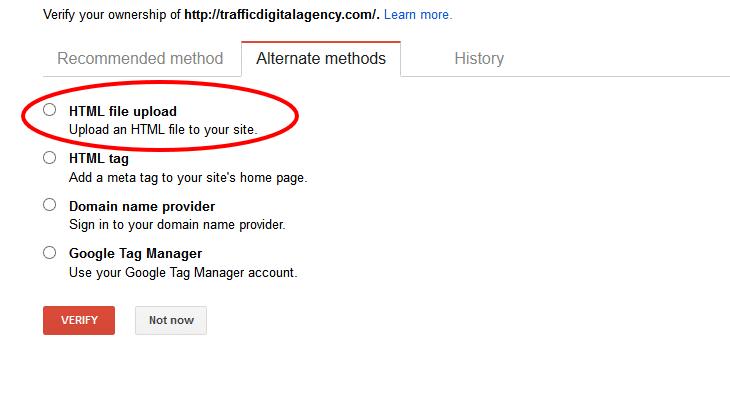 بارگذاری یک فایل HTML