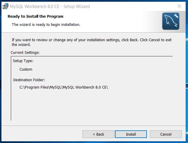 Program Shortcut