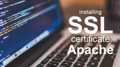 آموزش نصب SSL در Apache
