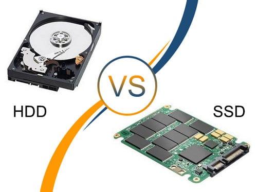 تفاوت هارد ssd با hdd چیست