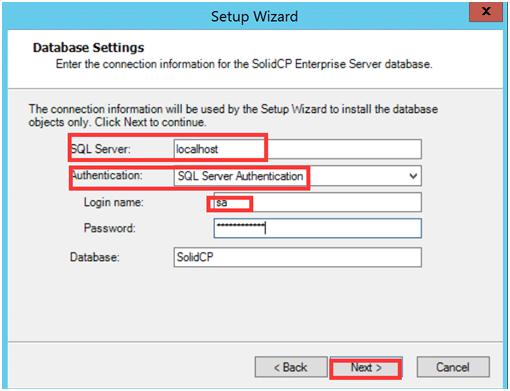 نصب SolidCP بر روی ماشین مجازی Windows