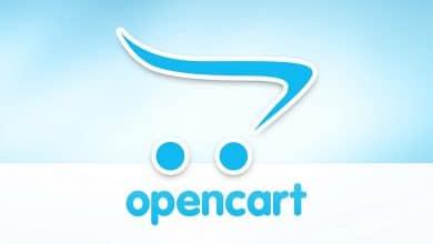 نصب قالب در OpenCart