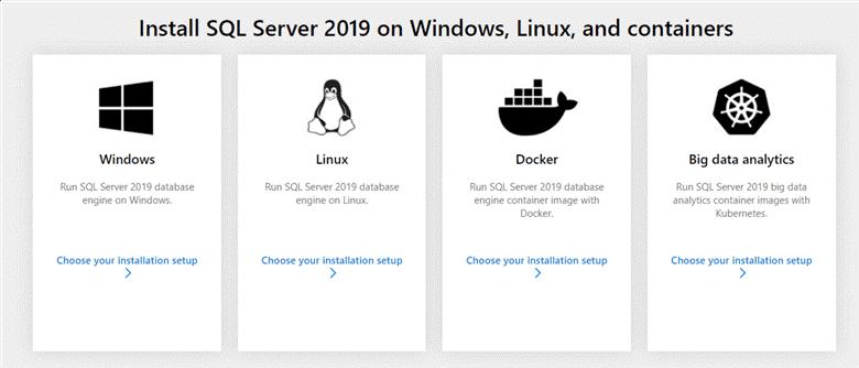 نصب MSSQL بر روی سیستم عامل های ویندوز و لینوکس