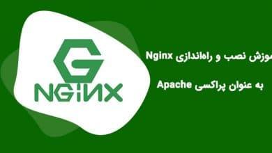 نصب و راهاندازی Nginx