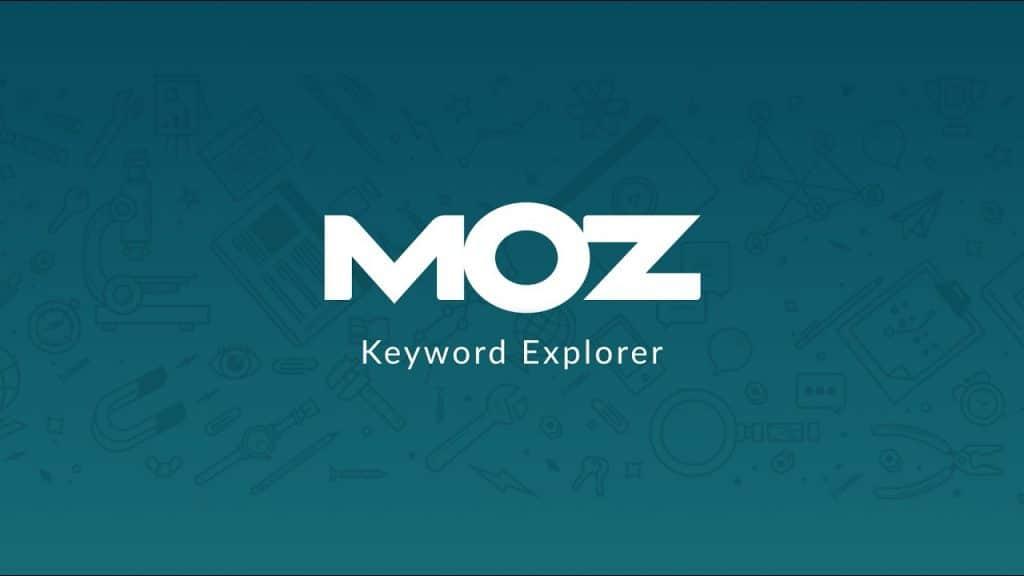 تحقیق کلمات کلیدی با Moz Keyword Explorer