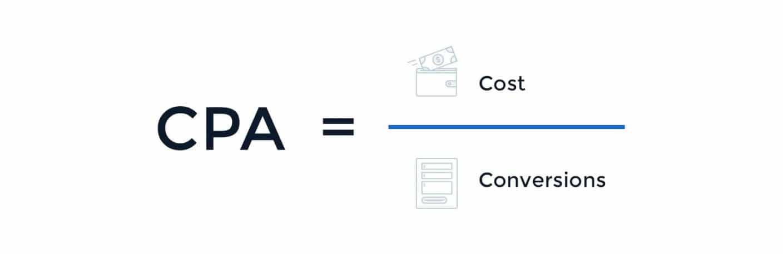 (cost-per-acquisition (CPA مقدار هزینه ای است که به ازای دریافت هر تبدیل پرداخت می کنید
