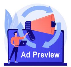 Ad Preview - اصطلاحات گوگل ادز