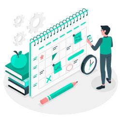 Ad Scheduling - اصطلاحات گوگل ادز