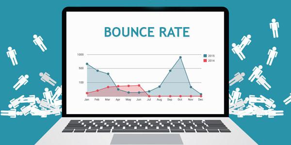 Bounce Rate - اصطلاحات گوگل ادز