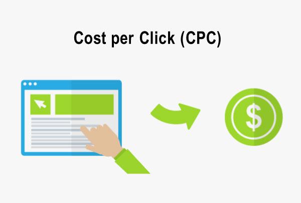 (Cost per Click (CPC - اصطلاحات گوگل ادز