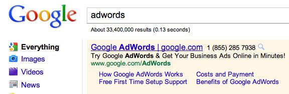 Display URL - اصطلاحات گوگل ادز