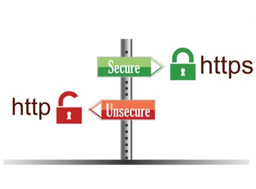 مقایسه HTTP با HTTPS