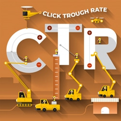 CTR را چگونه افزایش دهیم؟